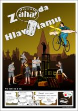 Záhada hlavolamu - plakát