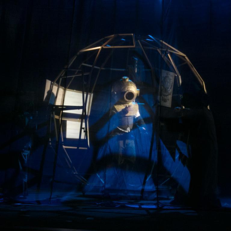 Jak Jules žil Verne